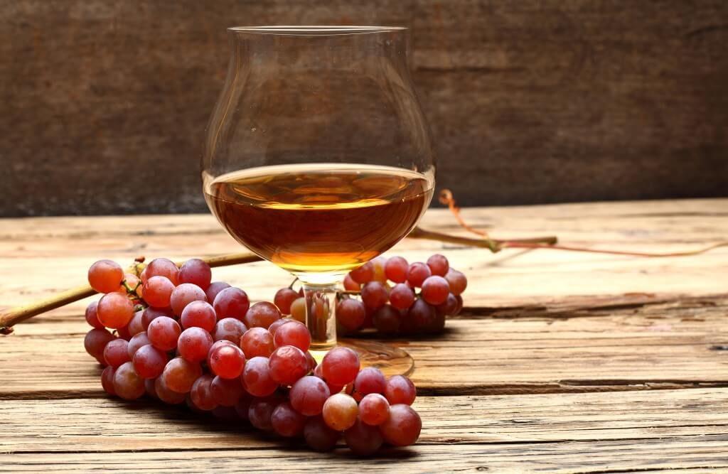 Изготовление виноградной браги для самогона