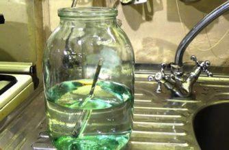 Как разбавить самогон водой