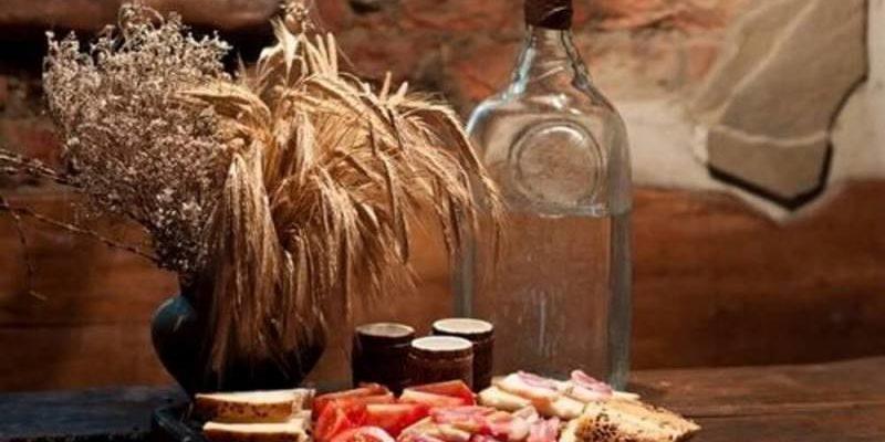 Пшеничный самогон