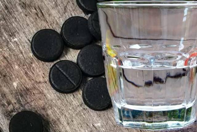 Как очистить самогон активированным углем в таблетках
