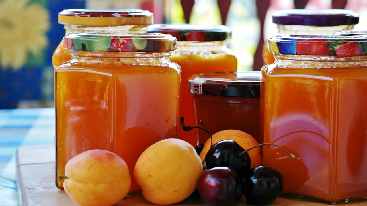 Медовая брага с фруктами