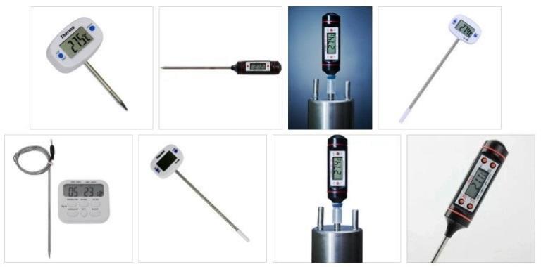 Электронный термометр для самогонщика