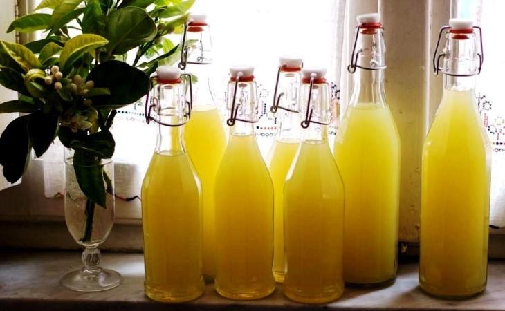 лимончелло классический рецепт