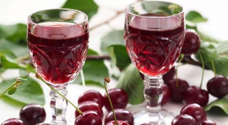 Настойка вишневая польза или вред