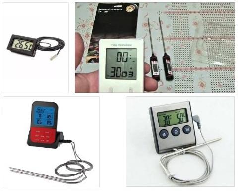 Цифровой термометрдля самогонщика