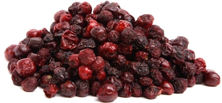 Сублимированные ягоды вишня