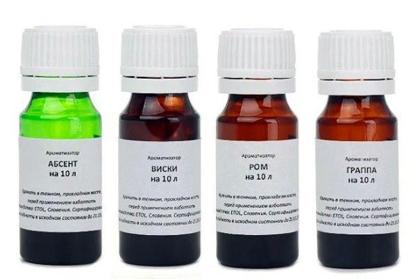 Готовые ароматизаторы для самогона