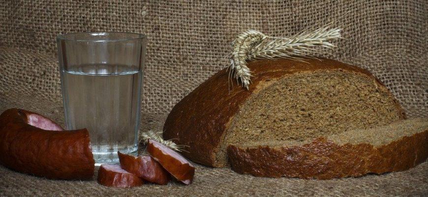Культура питья самогона