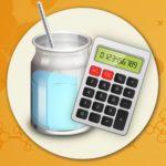 Калькулятор дробной перегонки спирта-сырца