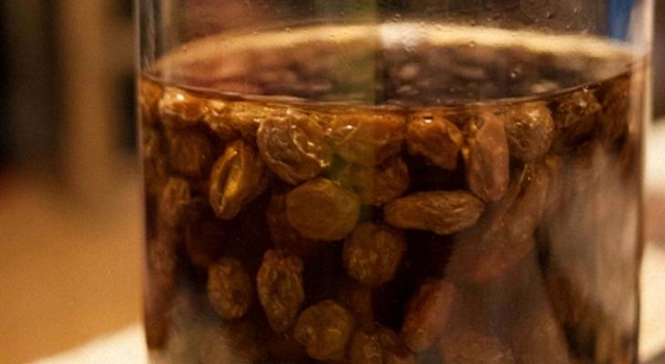Приготовление браги на березовом соке