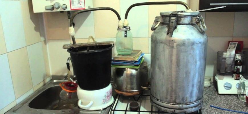 Как правильно подключить самогонный аппарат к водопроводу