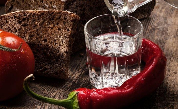 Как правильно пить перцовку