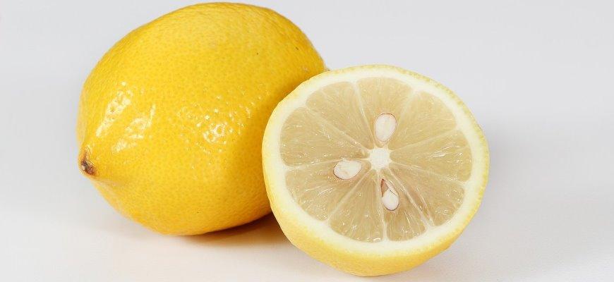 Лимон с широкой кожицей