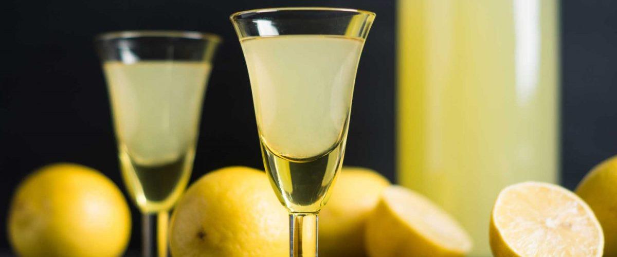лимон и самогон