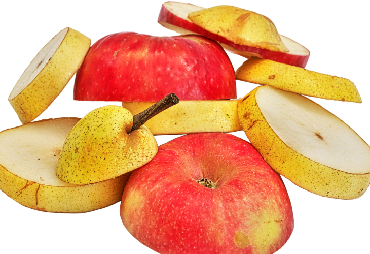 яблочно-грушевая настойка