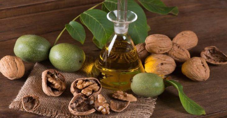 Настойка из незрелого грецкого ореха с медом