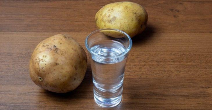 Самогон из картофеля