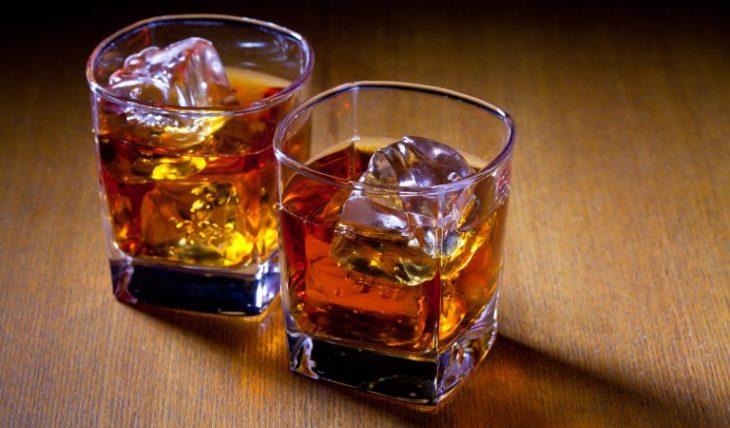 Виски на сухофруктах