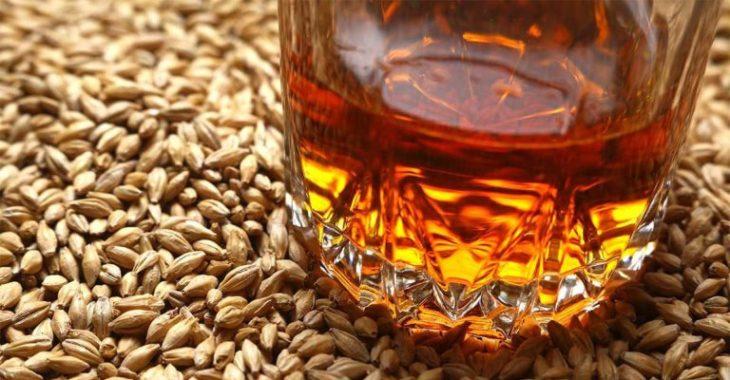 Виски на ячменном солоде