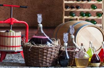 Домашний самогон из домашнего вина