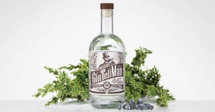 Домашний джин из самогона