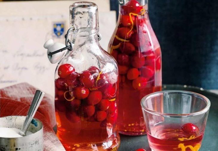 Классический рецепт со свежими ягодами боярышника