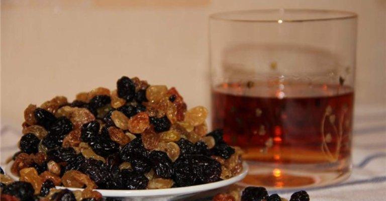 рецепт латгальского коньяка с изюмом