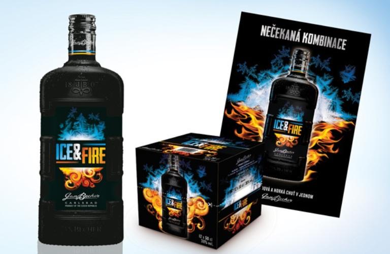 Ice & Fire Becherovka