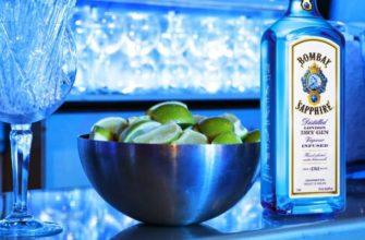 как пить джин