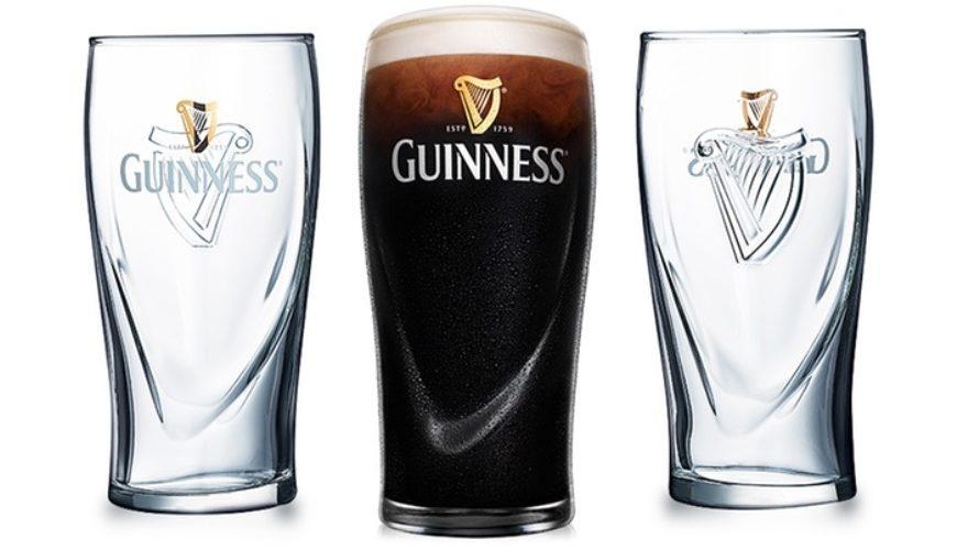 Какова скорость налива Пинты Guinness