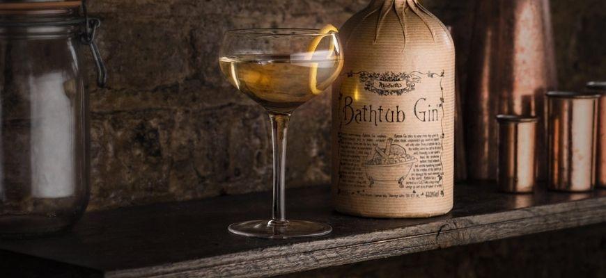 Метод «Bathtub Gin»