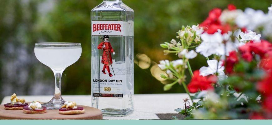 Метод 2 Джин Beefeater